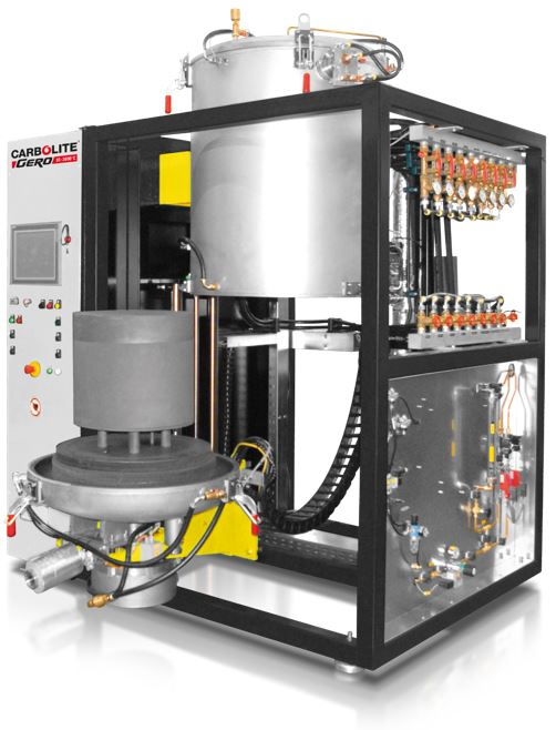 HTBL siliconization furnace